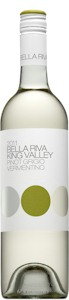 Bella Riva Pinot Grigio Vermentino 2012 - Buy Australian & New Zealand Wines On Line