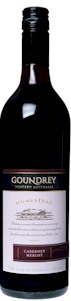Goundrey Homestead Cabernet Merlot - Buy Australian & New Zealand Wines On Line