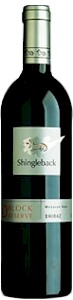 Shingleback D Block Reserve Cabernet 2005 - Buy Australian & New Zealand Wines On Line