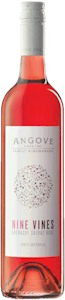 Angoves Nine Vines Grenache Shiraz Rose 2012 - Buy Australian & New Zealand Wines On Line