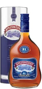 More details Appleton Estate 21 Years Jamaica Rum 700ml